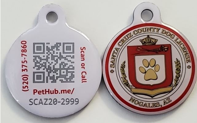 pet hub license SAMPLE