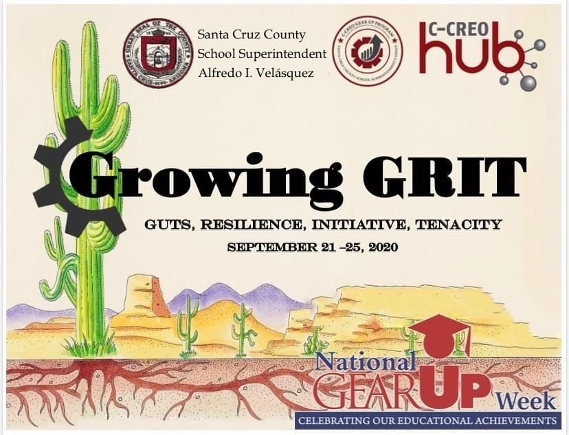 Growing Grit National Gear-Up Week