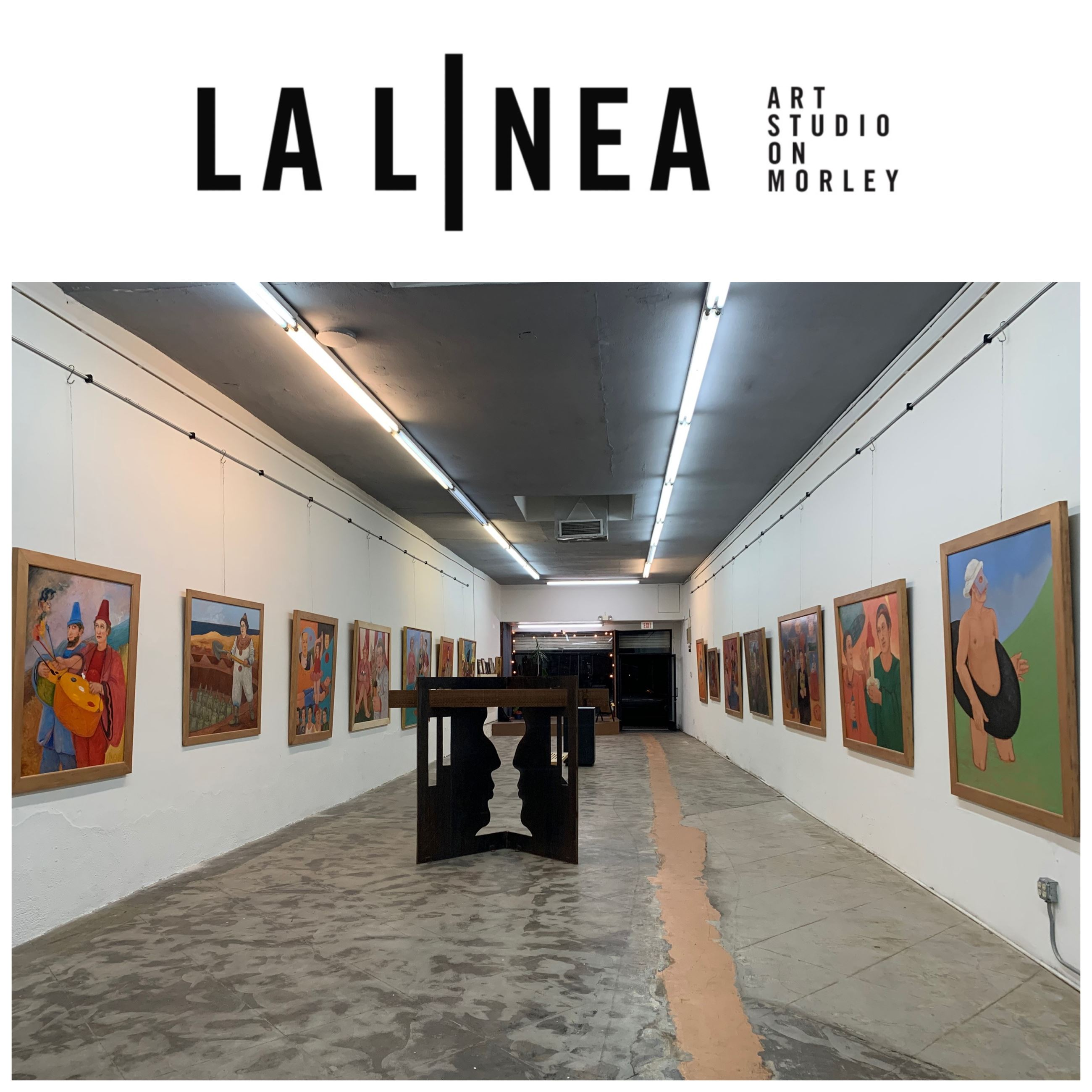 La Linea Art Studio on Morley with photo