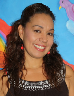 Picture depicting Ms. Roxanne M. Teran
