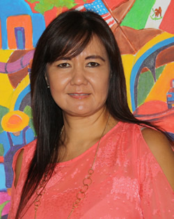 Image of Ms. Yuki Carrillo
