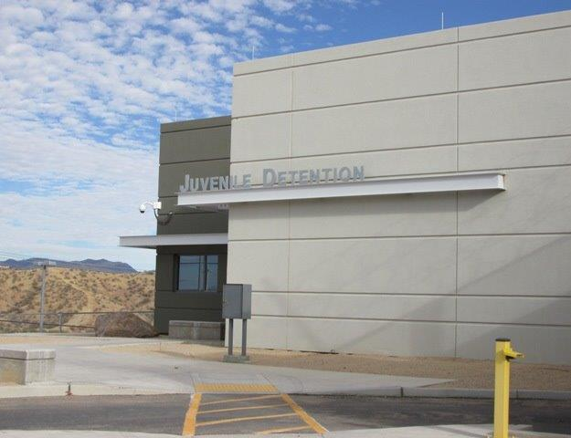 Juvenile Detention Center building