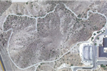 Satellite image of the Manuel Tapia Recreational Trail
